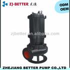 Cheap Price Pump Movable Submersible Sewage Pump China Water Pump