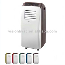 Cutee portable air conditioners for Asia