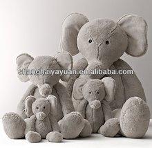 soft plush stuffed elephant toys for kids/kids toys
