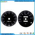 2015 automóvel personalizado velocímetro do carro dashboard cluster símbolos