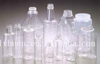 Fully automatic PET 0.5L/1L/1.5L/2L/2.5L bottle injection stretch blow molding machine