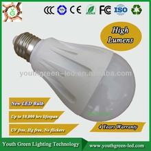 5years Quality Guarantee E27 LED filament bulb 3.5w A55 instead incandescent bulb 11w e27 led bulbs