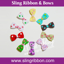 Factory High Quality New Arrival Grosgrain Ribbon Bow Tie