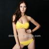 2014 beautiful lady bikini newest lady crotchless bikini