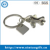 Zhongshan 2D/3D custom plane model shaped metal keychain