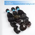 Bom feedback brasileiro cabelo remy virgem, fornecedor de ouro de importação da extensão do cabelo