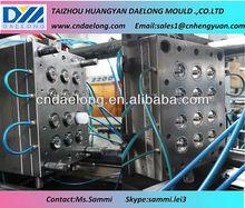5 gallon plastic injection bottle cap moulds /5 gallon cap molds /gallon mould