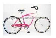 26 men beach cruiser bike beach cruiser bicycle new model new style hot sale with CE,CPSC OEM