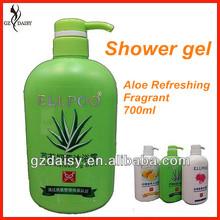 Freshening attractive sexy perfume shower gel