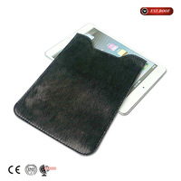 """wholesa tablet pc case for 9.7"""" android tablet case, black horsehair tablet case from shenzheng factory"""