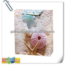 Flower Decorative Romantic Valentine Paper Bag