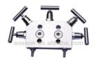 """Isolation valve needle valve block&bleed valve Vent size: 1/4""""NPT"""