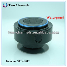 mothers day gifts cheap IPX7 Waterproof bluetooth speaker with hands free function (STD-F012)