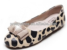2014 Latest Fashion Spring and Summer Flats for ladies Big Sizes Shoes