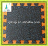 Best quality rubber flooring/spray rubber floor tile