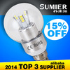 SUMIER LIGHTING China Factory 3W led light bulbs Wholesale