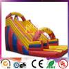 Manufacturing factory price inflatable toboggan slide