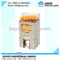 De color naranja extractor de jugo de la máquina/industrial naranja exprimidor de la máquina