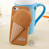 For iPhone 5S Case Ice cream Design, For iPhone 5S original case