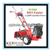 6.5HP B&S Gasoline Power Tiller 2013 Best-selling FarmTractor Claas John Deere Tractors