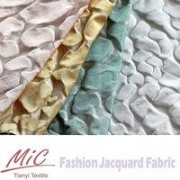 MIC Spring/Summer 90% Polyester 10% Acrylic Fashion Dressing Fabric 05361