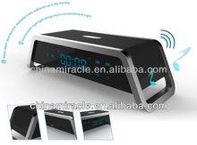 music clock bluetooth speaker speaker dock cube music box