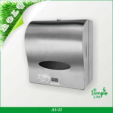 automatic jumbo roll tissue dispenser paper towel dispenser stainless steel