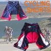 Cycling clothing Custom legging opening gripper chamois Team Padded Cycling Shorts