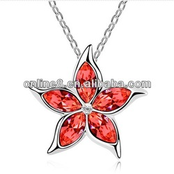 Newest Fashion Jewelry Set Wholesale Crystal Necklace silicone magnetic necklace