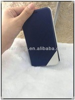 Wholesale black wallet Leather Case for Moto X which unique products made in china