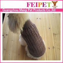 Stylish Cheap Wholesale Knitting Patterns for Dog Sweater Free