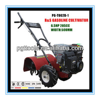 6.5HP B&S Gas Power Tiller Fiat Used Walking Tractor Rotavator Pakistan
