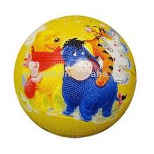 New design popular women rubber basketball