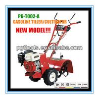 6.5HP Gasoline Power Tiller Mini Belt Drive New Holland Agricultural Tractor Yanmar