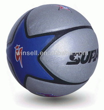 High quality durable shiny pvc basketball