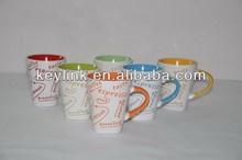 Top grade hot-sale interesting china products mug