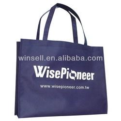 2014 durable luxury non woven printed shopping bag
