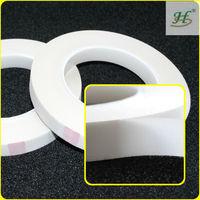 ISO9001 Shanghai Heat Resistant Silicone Adhesive Coated glass fiber masking tape
