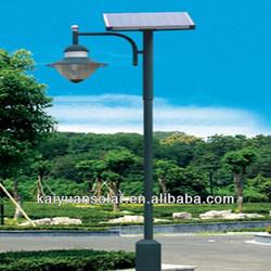 HOT SALE solar garden light design solutions international lighting