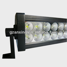hot sale high power 120w cree offroad led light bar for truck and jeep