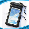 IPX8 diving waterproof case for moto g with air inflation 5-10M waterproof