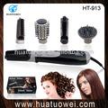 De aire caliente automático de peluquería cepillos y peines ht-913