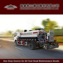 Intelligent 10cbm Asphalt Emulsion distribute equipment HZJ5161GLQ