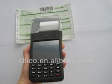 handheld industrial portable data terminal with Thermal printer wifi scanner