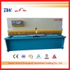 steel bar cutting machine , QC12K-25x3200 , small shearer machine , shearing machine price