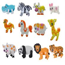 Sododo 3D Animal Shaped Eraser For Kids/rubber animal erasers