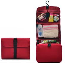 Bath Organizer Bag Camping Mens/Ladies Travel Makeup Case Toiletry Wash Bag