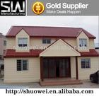 Green building house prefabricated portable homes villa