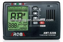 Metronome, tuner, tone generator 3 in 1