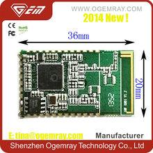 QCA4004 REMOTE CONTROL UART SPI SERIES WIFI Networks MODULES